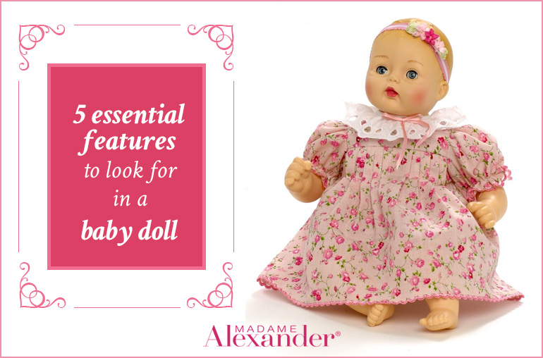 5-Essential-Features-To-Look-For-In-A-Baby-Doll