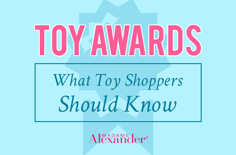 Toy awards what toy shoppers should know