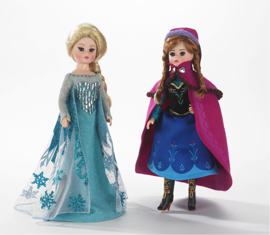 Frozen 10-inch collection dolls